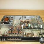 KLN - história vlastnej výroby rok - 1987  VKV tuner
