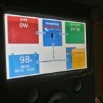 1F hybridný systém 6,8 kWp  bratislavský kraj - vizualizácia