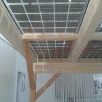 Intersolar Mníchov 2017 Priehľadné panely na prístrešok