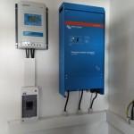1F ostrovný systém 1,14 kWp košický kraj - technická miestnosť (2)