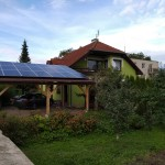 1F ostrovný systém 5,7 kWp prešovský kraj