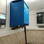 1F ostrovný systém 5,7 kWp prešovský kraj - technická miestnosť