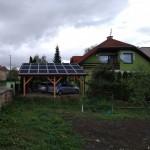 1F ostrovný systém 5,7 kWp prešovský kraj - vizualizácia (návrh)